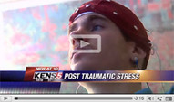"Doctors use ""Brain training"" to treat Post Traumatic Stress Disorder"