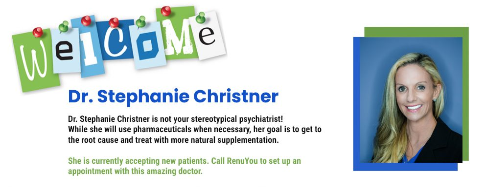 Welcome Dr. Christner!